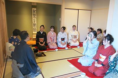 日本文化体験会